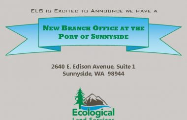 ELS Has a New Branch Office!