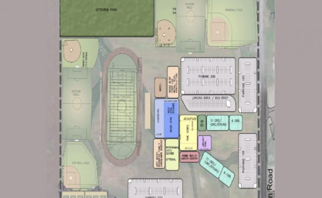 Woodland High School Photo1