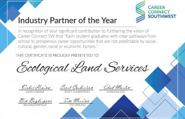 ELS is selected as Industry Partner of the Year